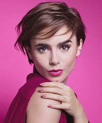 short hair deserves flawless makeup