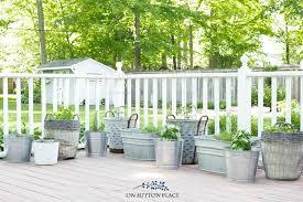container herb garden ideas grow your