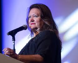 Mining Magnate Gina Rinehart ...