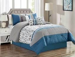 dcp 7 piece luxury bedding sets