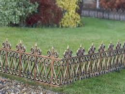 Metal Edging Ideas Garden Landscape Edging Advantages