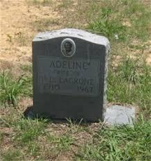 Adeline Clark LaGrone (1910-1967) - Find A Grave Memorial