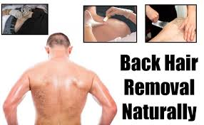 men body get hair of rid asian