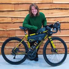 Jenny Graham: Fastest woman to cycle round the world - Lessons In Badassery