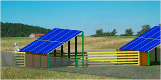 Conceptual Design And Rationale For A New Agrivoltaics Concept Pastured Raised Rabbits And Solar Farming Sciencedirect