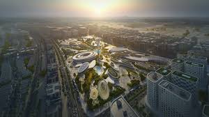 arada appoints zha to design aljada s central hub sharjah uae