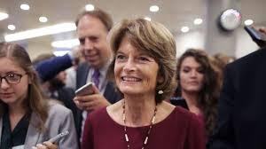 Even before Kavanaugh, Alaska's Lisa Murkowski has been known to break  ranks with fellow Republican senators - Los Angeles Times