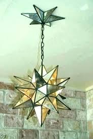 star shaped pendant light aroeira info