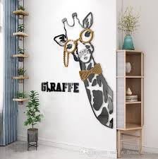 3d Three Dimensional Wall Stickers Shop Living Room Bedroom Creative Childrens Room Background Wall Stickers Decoration Tree Wall Stickers For Bedrooms Unique Wall Decals From Meow Householdes 84 91 Dhgate Com