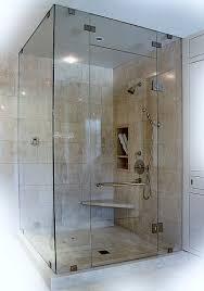 steam enclosure shower doors
