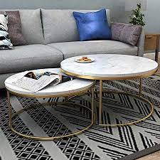 piece coffee table nesting table