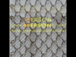 generalmesh fireplace screen wire mesh