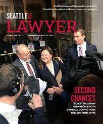Lawyer (Spring 2018) by Seattle University School of Law - issuu