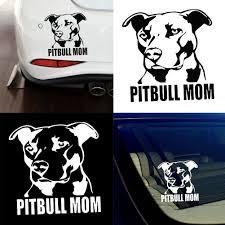 Lubelski Pitbull Mom Dog Car Vehicle Body Window Reflective Decals Sticker Decoration Walmart Canada
