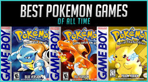 The 15 Best Pokémon Games of All Time Ranked (2020)