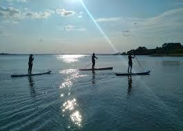 Location Stand-up Paddle | Yak'Ocean sur le Bassin d'Arcachon