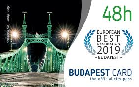 budapest card how to fill out your