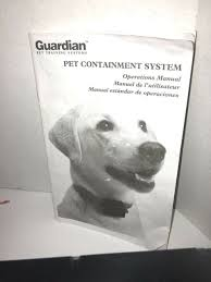 Pet Guardian Underground Fence Containment System Dog Transmitter Trainer Pc300w For Sale Online Ebay