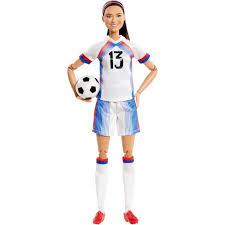 Barbie Signature Alex Morgan Shero Collector Doll : Target