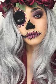 48 best sugar skull makeup creations to