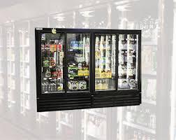 walk in display coolers