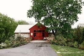 7 scenic barn wedding venues in the