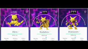 Kadabra best level to evolve