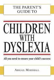 Children With Dyslexia by Abigail Marshall