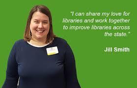 Jill Smith | Jill Smith, Bayport Public Library. Photo by Sa… | Flickr