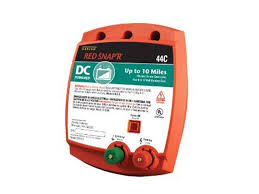 Neweggbusiness Zareba 44c Red Snap R 10 Mile Battery Operated Fence Charger