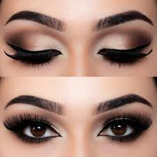 eye shadow makeup ideas for brown eyes