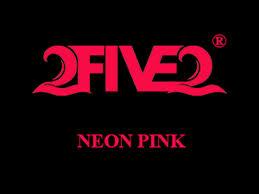 Neon Hot Pink 252 Decal Sticker 2five2