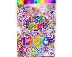 Lisa Frank Stickers Etsy