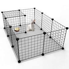 Iron Cage Small Medium Dog Cat Rabbit Piglet Fence Pet Dog Shopee Philippines