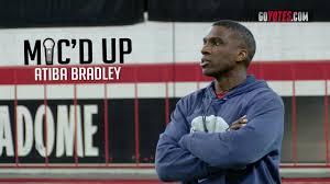 Mic'd Up: Coach Atiba Bradley - YouTube