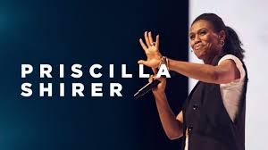 Priscilla Shirer - Hillsong Channel NOW