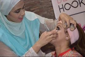 makeup artist asma ahmed