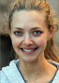 amanda seyfried makeup free out in