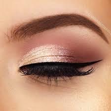 gold brown makeup look saubhaya makeup