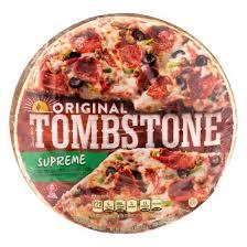 original tombstone supreme pizza 22 oz