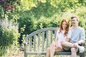 Engagement | Meagan + Scott | New Jersey Botanical Garden » Pearl ...