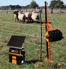 Gallagher Smartfence System Self Contained Electric Fence Kit For Livestock Jeffers Pet
