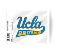 Ucla Bruins Static Cling Sticker New Window Or Car Ncaa Hub City Sports
