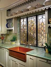 spanish kitchen makeover house window