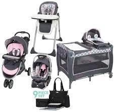 amble quad baby stroller car seat