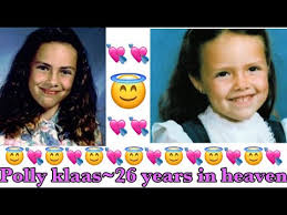 Polly Klaas~26 Years In Heaven - YouTube