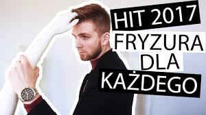 Hit Sezonu Meskie Fryzury 2017 Youtube