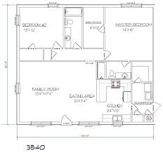 43 30x40 metal house plans 30