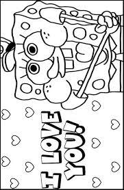 Spongebob Kleurplaat 5 Topkleurplaat Nl