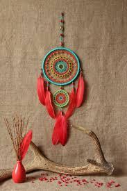artesanato indígena e filtro dos sonhos